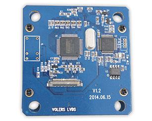 SDI编码控制板